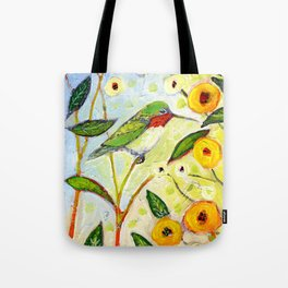 Chintimini Tree No 3 Tote Bag