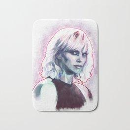 Atomic blonde Bath Mat