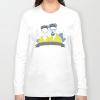 cook Long Sleeve T-shirts featuring Let's cook by Paula García