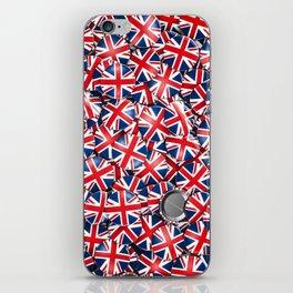 Pin it on Britain iPhone Skin