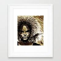 sandman Framed Art Prints featuring Sandman by MSG Imaging