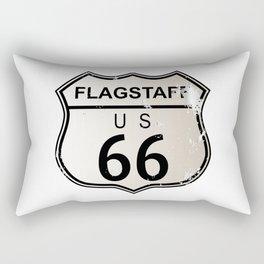 Flagstaff Route 66 Rectangular Pillow