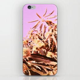 Chestnut Tree Impressions iPhone Skin