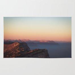 Jura Mountains, France Rug