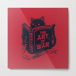 The Art of War Metal Print
