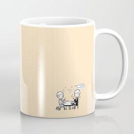 Anterograde Tomorrow Coffee Mug