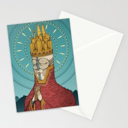 The Incongruent Stationery Cards