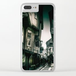 The Shambles Clear iPhone Case