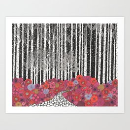 Enchantment Art Print