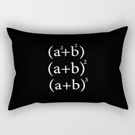 Math T-shirts For Women Rectangular Pillow