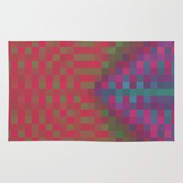 PiXeLaTeD ALL the WaYy Rug