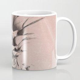 Pink Pinapple Coffee Mug