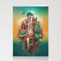 peru Stationery Cards featuring peru by Tanya_tk
