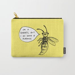 Wasps Aren't Evil Carry-All Pouch