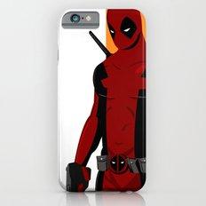 Wade Wilson iPhone 6s Slim Case