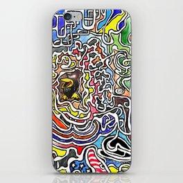 The Spiteful Crow: A Maze iPhone Skin
