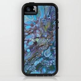 Organic Blues iPhone Case