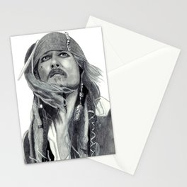Jack Sparrow - Bring Me That Horizon Stationery Cards
