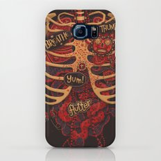 Anatomical Study - Day of the Dead Style Galaxy S8 Slim Case
