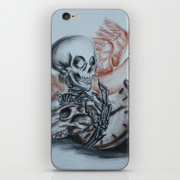 Surrealism Mix iPhone Skin