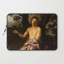 "Diego Velázquez ""Saint John the Baptist in the Wilderness"" Laptop Sleeve"