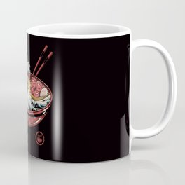 Great Ramen Wave Coffee Mug