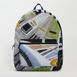 Waking Up: A Journey to Enlightenment Backpack