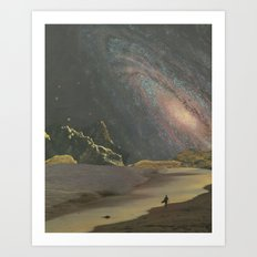 The Last Wave Art Print