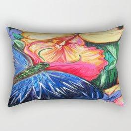 Butterfly Life Rectangular Pillow