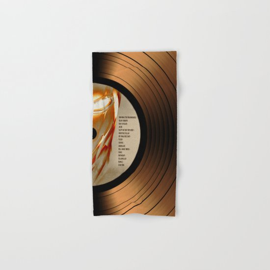 Vinil Movies 4 Hand & Bath Towel