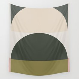 Contemporary Composition 14 Wall Tapestry