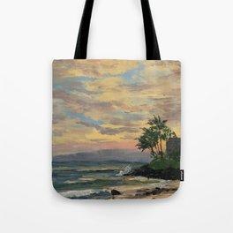 Paradise Found (Kauai) Tote Bag