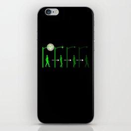 S.L.I.der iPhone Skin