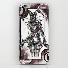 HARLEY Z iPhone & iPod Skin