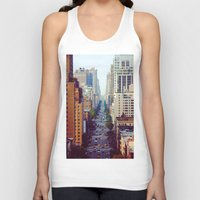 starbucks Tank Tops featuring Which Starbucks? by Phil Provencio