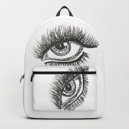 Eye of the Tigeress Backpack