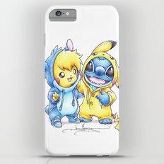 No one gets left behind. Slim Case iPhone 6 Plus