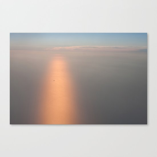 Be.Low Canvas Print