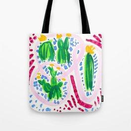 Flirty Girls Tote Bag