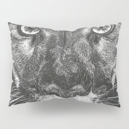 Cougar Pillow Sham