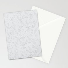 Hares Stationery Cards