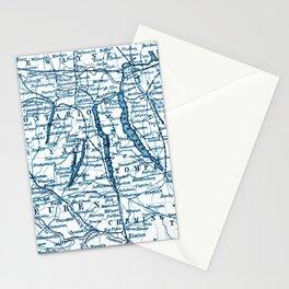 Vintage Finger Lakes Stationery Cards
