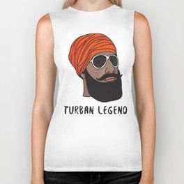 Turban Legend Biker Tank