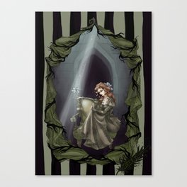 Tragically Ever After: Lily Potter Canvas Print