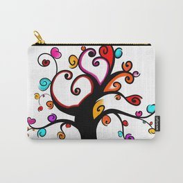 Love Blossoms - Spring burst Carry-All Pouch