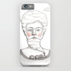 Bearded lady (Femme à barbe) iPhone 6s Slim Case