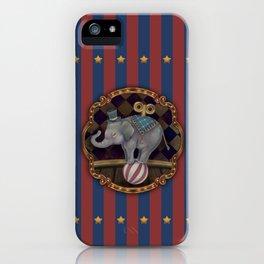 Clockwork Elephant iPhone Case