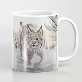 Stalking in a Winter Wonderland Coffee Mug