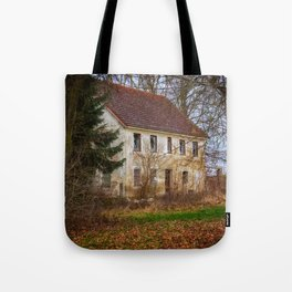 Character Witness Protection Hideout Tote Bag