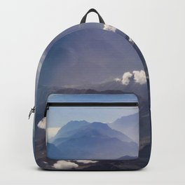 Alps view Backpack